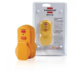 Safety adapter IP54