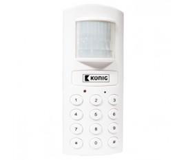 Composeur téléphonique avec alarme