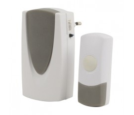 Wireless doorbell with 36 different melodies 220 V