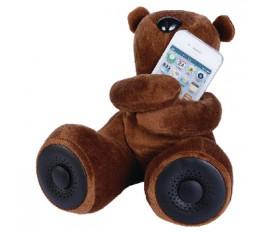 Haut-parleur ours