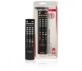 Télécommande universelle pour 1 téléviseur