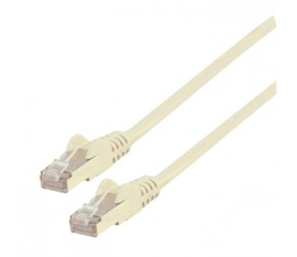 FTP CAT 6a network cable 30.0 m white