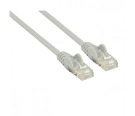 UTP CAT 5e network cable 5.00 m grey