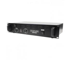 PA amplifier 2x 300 W