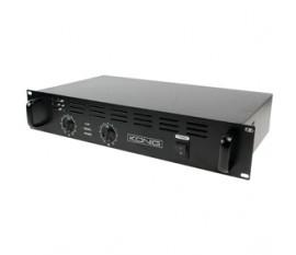PA amplifier 2x 240 W