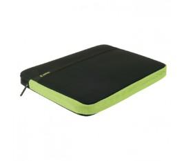 """Housse pour ordinateur portable 17"""" / 18"""" coloris citron vert"""