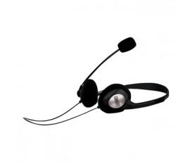 Lightweight Headset Black/Silver
