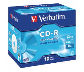 CD-R High Capacity 800MB