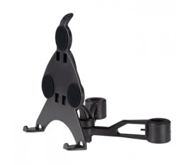 Universal automotive headrest mount