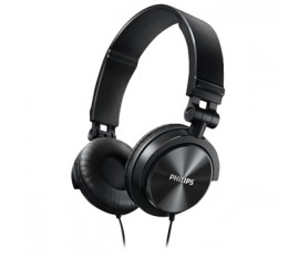 DJ style headphone