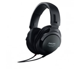 Over-ear headphone black