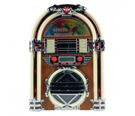 Jukebox avec radio AM/FM et lecteur CD