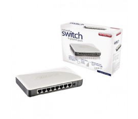 8 port giga network switch