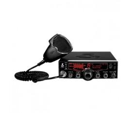 Multi-standard LCD CB radio