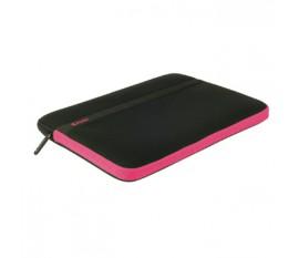 """Housse pour ordinateur portable 15"""" / 16"""" coloris rose vif"""
