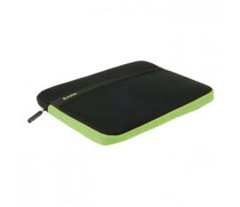 """Housse pour ordinateur portable 13"""" / 14"""" coloris citron vert"""