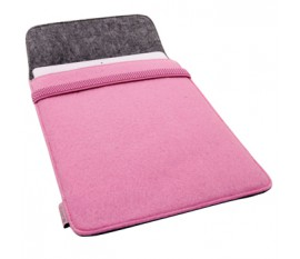 Envelope sleeve for iPad 2/3/4 pink