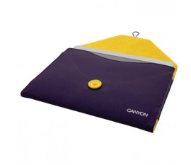 Envelope sleeve for iPad 2/3/4 purple