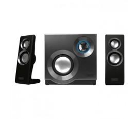 2.1 Speaker System Purephonic 60 Watt Silver