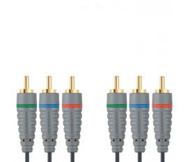Câble Vidéo Composant 2.0 m