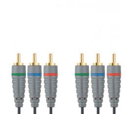 Câble Vidéo Composant 1.0 m