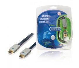 Câble HDMI® haut vitesse avec Ethernet 10.0 m