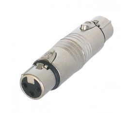 3p XLR NA3FF adapter