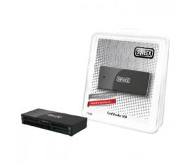 Card Reader USB Black