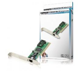 Carte PCI réseau 10/100 Mbps