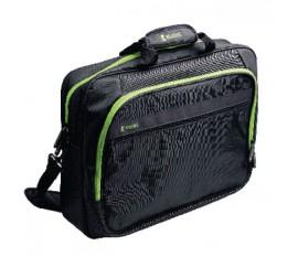 """Sacoche pour ordinateur portable 17"""" / 18"""" coloris citron vert"""