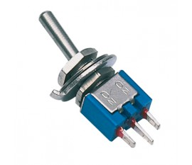Toggle switch 3p 125 V 3 A