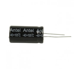 Ra.electr. capac. 100uf 400 V 105°