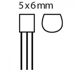 SI-N 50 V 0.2 A 0.5 W 300 MHz