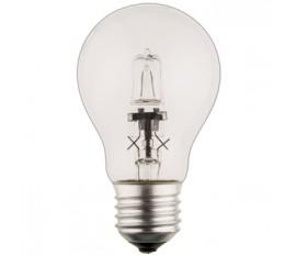 Lampe halogène boule E27 70W 1200lm 2800K