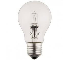 Lampe halogène GLS classique E27 53W 850lm 2800K