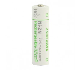 Batteries AA Ni-ZN 2500 mWh