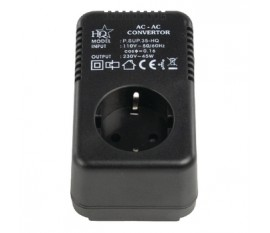 Voltage converter 110 - 230 V 45 W