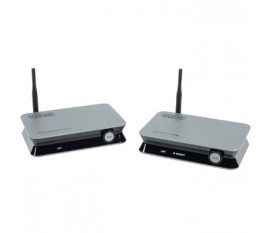 Système A/V numérique 2.4 GHz