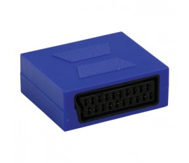 SCART coupler female - SCART female