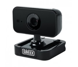 ViewPlus Webcam USB Black