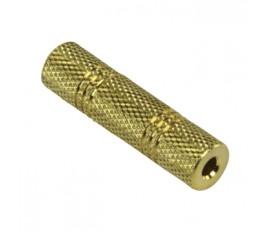 Adaptateur audio3.5mm femelle - 3.5mm femelle stéréo