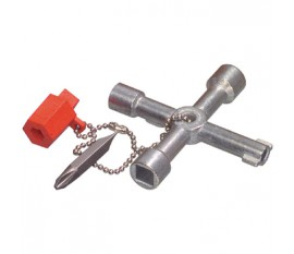 Universal switch key wrench