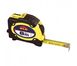 Measuring tape 8m x 25 mm
