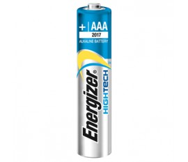 Piles alcalines AAA/LR03 1.5 V HighTech 4pcs/blister