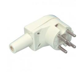 Hooked Perilex plug 380 V 16 A