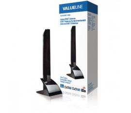Antenne DVB-T d'intérieur compacte 15dB