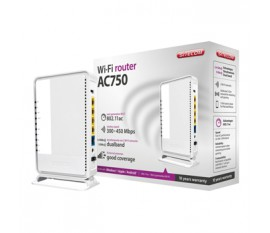 Wi-Fi router AC750