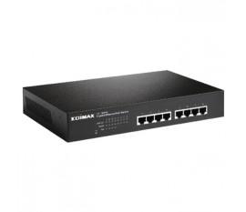 Edimax 8-Port Gigabit Switch with 4 PoE Ports (75W) 802.3at