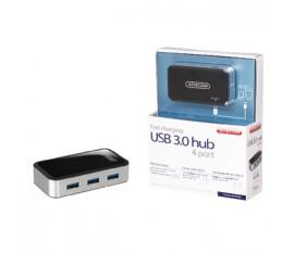 Fast charging USB 3.0 hub 4 port
