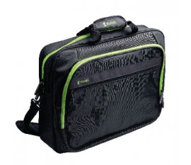 """Sacoche pour ordinateur portable 13"""" / 14"""" coloris citron vert"""